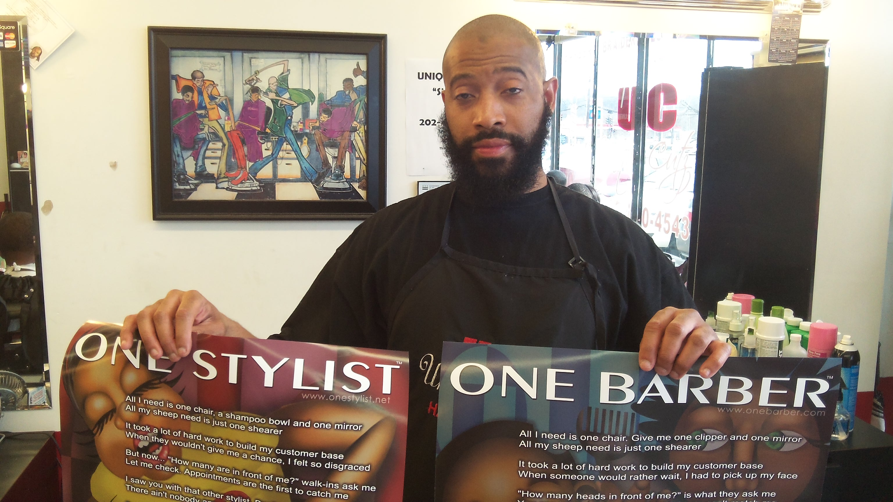 Barber Dc : ONE BARBER > Washington DC Barber Shops in District of Columbia - hair ...