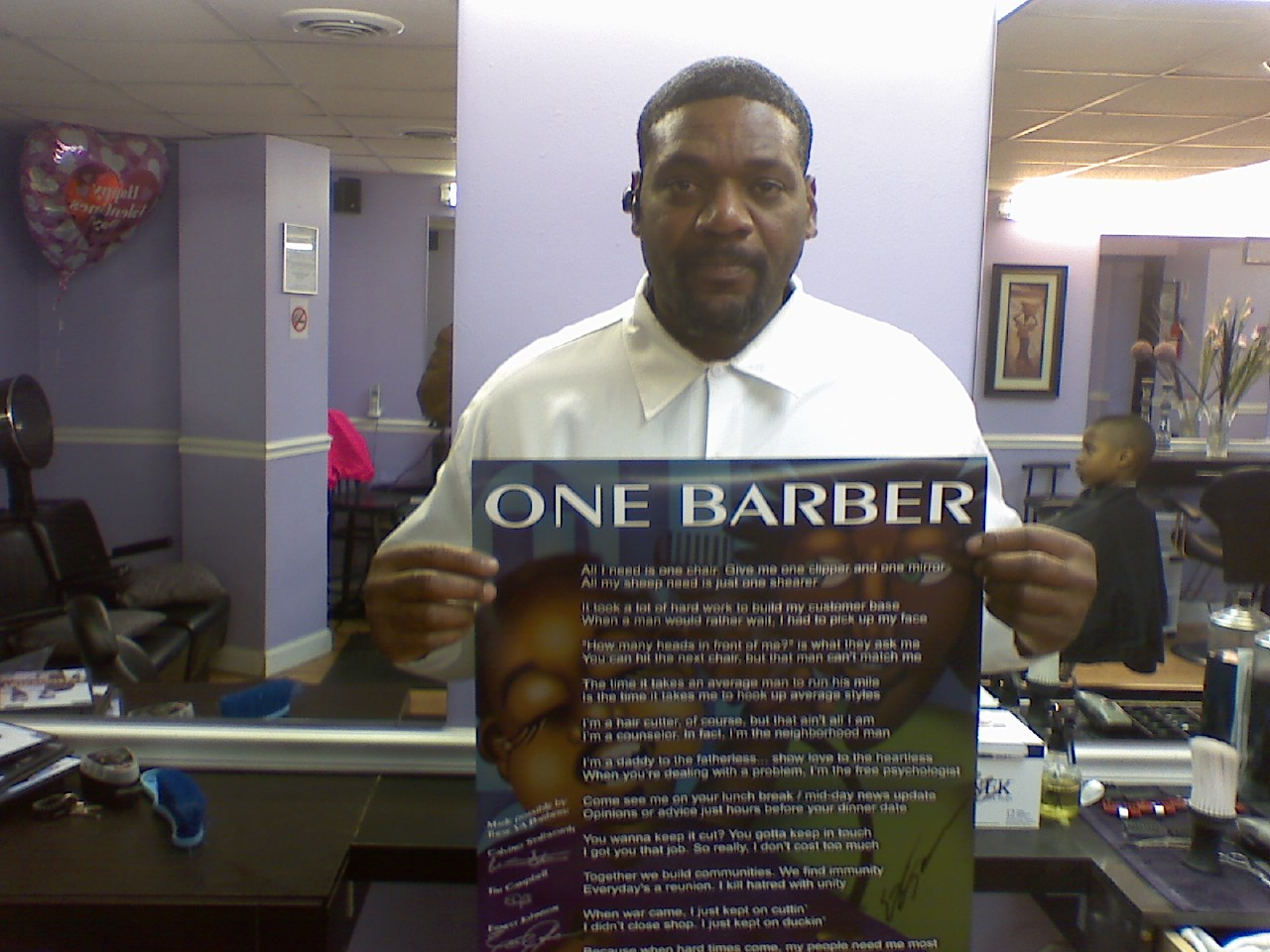 ONE BARBER > Washington DC Barber Shops in District of Columbia - hair ...