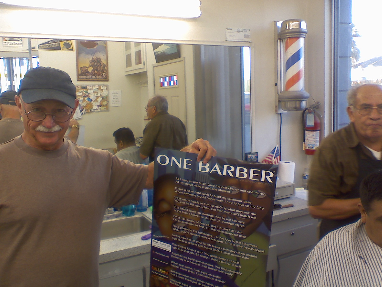 Barber Shop Chula Vista : ONE BARBER > California Barber Shops in CA - hair shops including ...