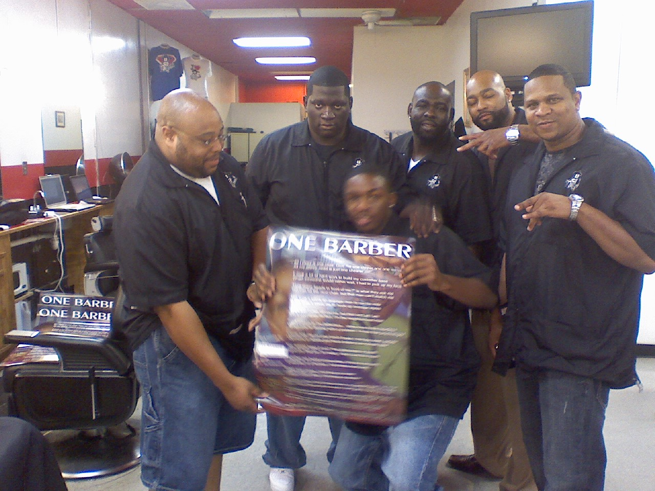 ONE BARBER > North Carolina Barber Shops in NC - hair shops including ...