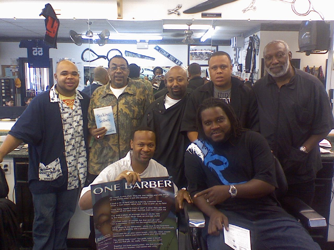 ONE BARBER > Maryland Barber Shops in MD - hair shops including black ...