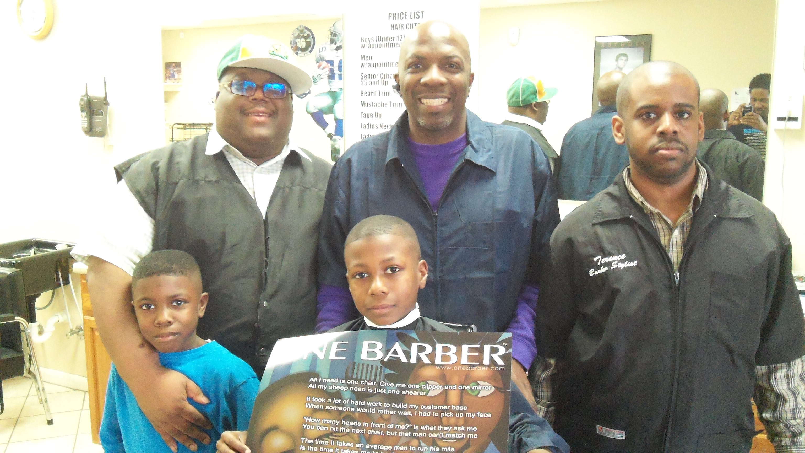 Barber Shop Kendall : ONE BARBER > Florida Barber Shops in FL - hair shops including ...