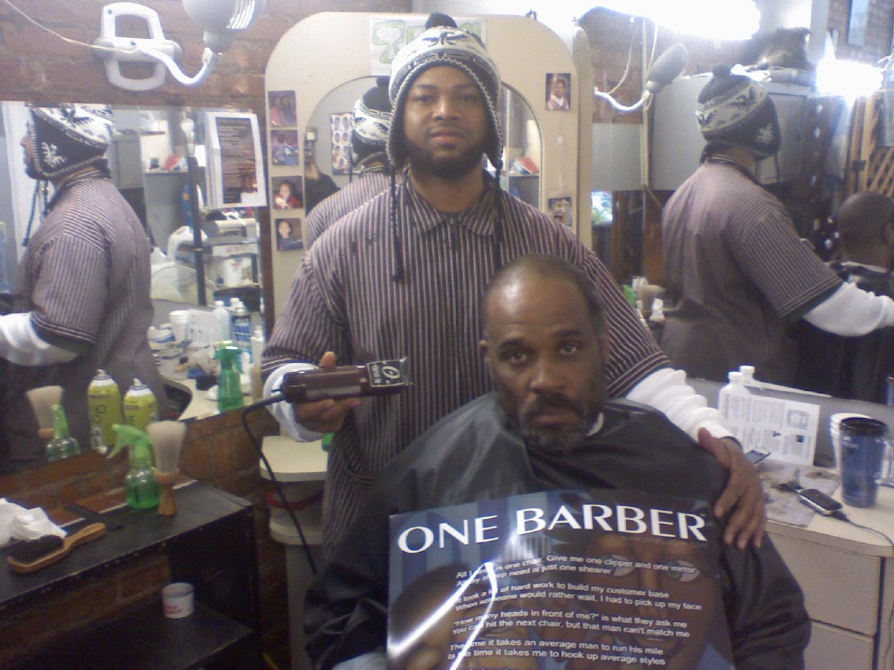 One barber pennsylvania barber shops in va hair shops for Abaca salon harrisburg pa